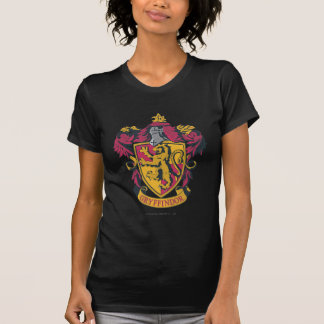 Wappen-Gold und Rot Harry Potter | Gryffindor T-Shirt