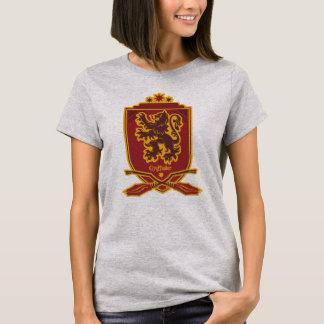 Wappen Harry Potter | Gryffindor QUIDDITCH™ T-Shirt