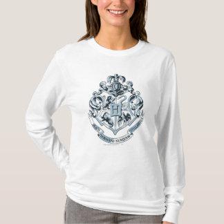 Wappen Harry Potter | Hogwarts - Blau T-Shirt