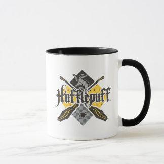 Wappen Harry Potter | Hufflepuff Quidditch Tasse