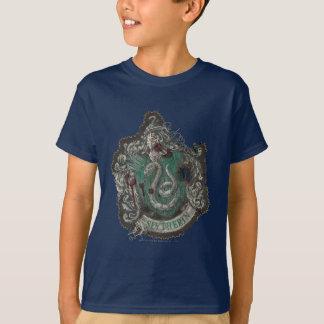 Wappen Harry Potter | Slytherin - Vintag T-Shirt