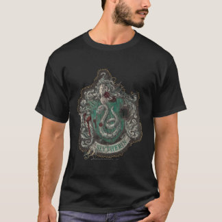 Wappen Harry Potter | Slytherin - Vintag T-Shirt