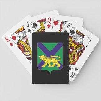 Wappen von Primorsky krai Spielkarten
