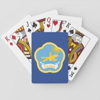 Wappen von Tuwa Spielkarten