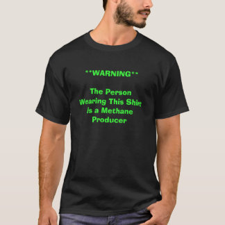 ** WARNEND ** das Personen-tragende Th… T-Shirt
