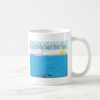 Warum Plätzchen nie Tasse schwimmen