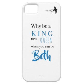 Warum seien Sie ein König? Rufen Sie Fall an iPhone 5 Hülle