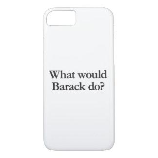 was barack tun würde iPhone 8/7 hülle