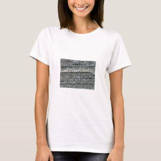 Was ist die Wahrheit? - Que es La Vertat? T-Shirt