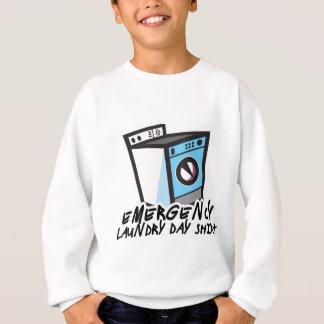 Wäscherei-TagesShirt Sweatshirt
