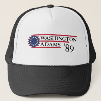 Washington Adams '89 Truckerkappe