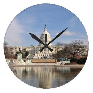 Washington DC Große Wanduhr