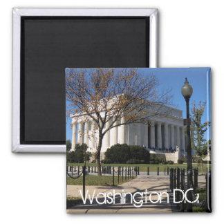 Washington DC-Magnet Quadratischer Magnet