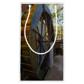 Wasser-Rad Dawt Mühle Kleine Geschenktüte