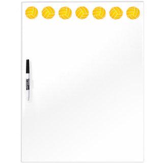 Wasserball-trockenes Löschen Whiteboard