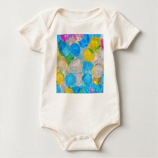 Wasserbälle Baby Strampler