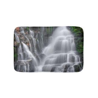 Wasserfall Badematte