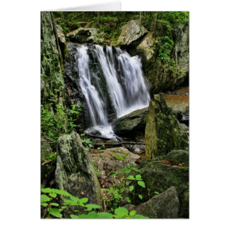Wasserfall bei Eden Karte
