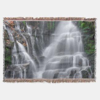 Wasserfall Decke