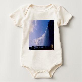 Wasserfall Niagara Falls Baby Strampler