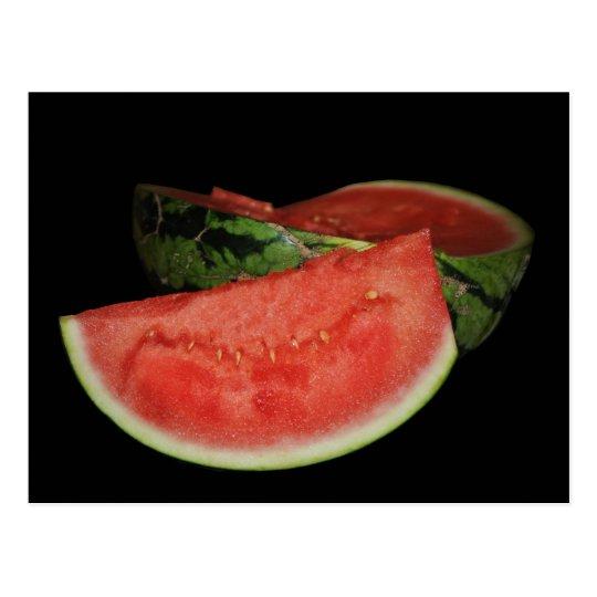 Wassermelone - Postkarten