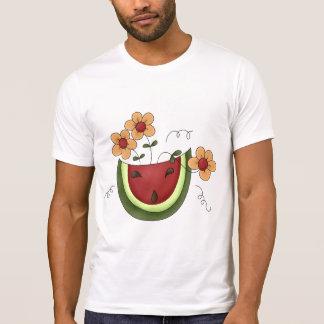 Wassermelone und der T - Shirt der