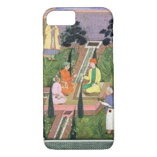 Wässern Sie Gärten, vom Clive Album (Gouache auf iPhone 8/7 Hülle