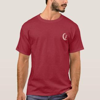 Wasserzeichen-Mond-Logo T-Shirt