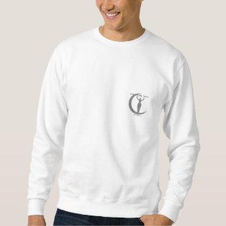 Wasserzeichen-Mond Sweatshirt