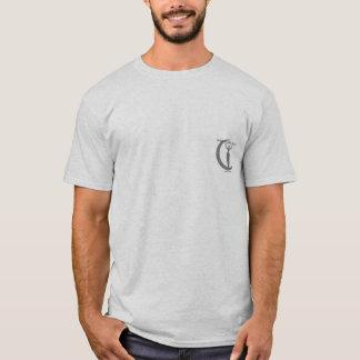Wasserzeichen-Mond T-Shirt