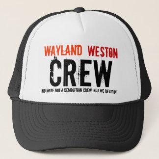 Wayland Weston Tier-Hut Truckerkappe