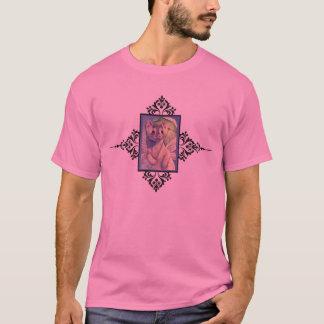 Weasel mit Sonnenschirm-T-Stück T-Shirt