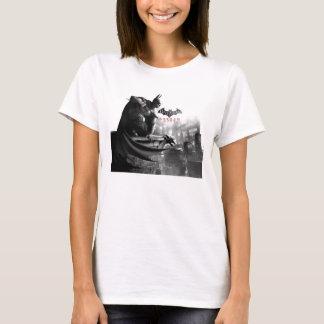 Wechselstrom-Plakat - Batman-Wasserspeier-Leiste T-Shirt