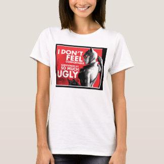 Wechselstrom-Propaganda - Catwoman unbequem T-Shirt