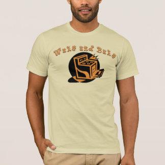 WECKEN SIE UND BACKEN SIE T-Shirt