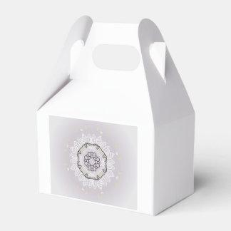 Wedding BrautGeschenkboxen mit Mandalakunst Geschenkkarton