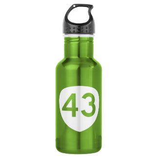 Weg 43, Oregon, USA Edelstahlflasche