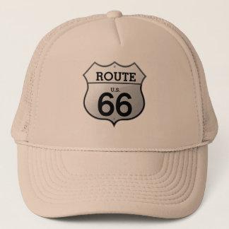Weg 66 - Fernlastfahrer-Hut Truckerkappe