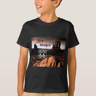 Weg 66 New-Mexiko T-Shirt