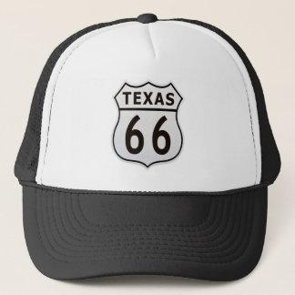Weg 66 Texas Truckerkappe