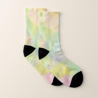 Weiche Pastelle Socken