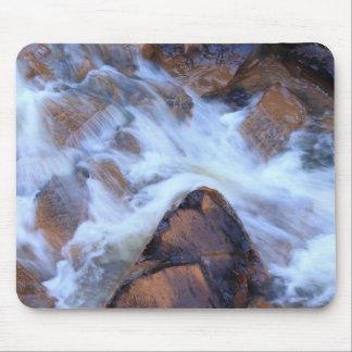 Weicher Wasserstrom Mauspad