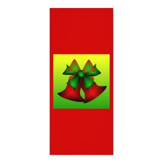 Weihnachten Bell II 10,2 X 23,5 Cm Einladungskarte