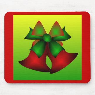 Weihnachten Bell II Mousepad