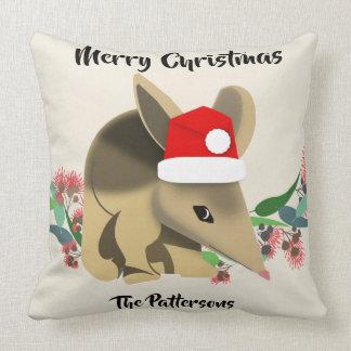 Weihnachten Bilby Kissen