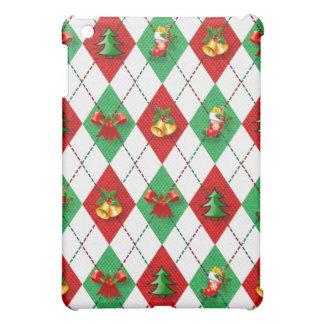 Weihnachten, bunt, Regenbogenfarben, Einführung, iPad Mini Hülle