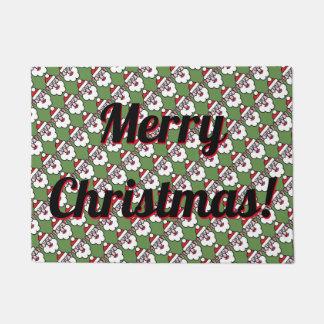 Weihnachten Weihnachtsmann 1.3.2 Türmatte