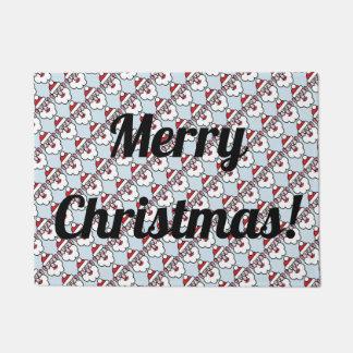 Weihnachten Weihnachtsmann 1,3 Türmatte
