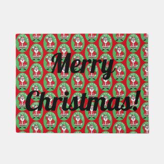 Weihnachten Weihnachtsmann HO HO HO! 4.0.T Türmatte
