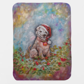 Weihnachtsbaby-Decke Babydecken